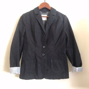 Old Navy Casual Black Blazer